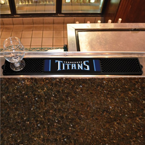 Tennessee Titans Bar Mat