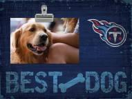 Tennessee Titans Best Dog Clip Frame