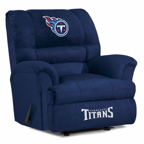 Tennessee Titans Big Daddy Recliner