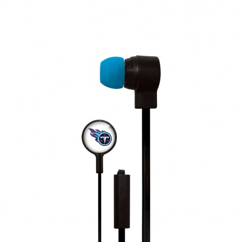 Tennessee Titans Big Logo Ear Buds