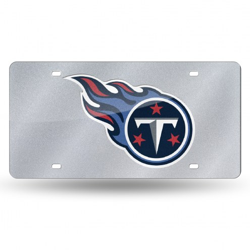 Tennessee Titans Bling License Plate