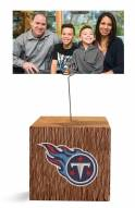 Tennessee Titans Block Spiral Photo Holder