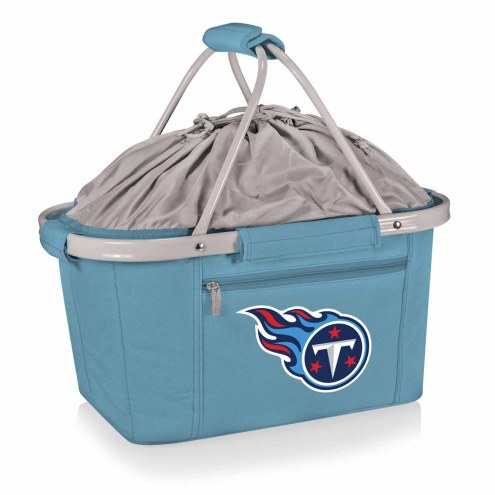Tennessee Titans Blue Metro Picnic Basket