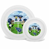 Tennessee Titans Children's Plate & Bowl Set