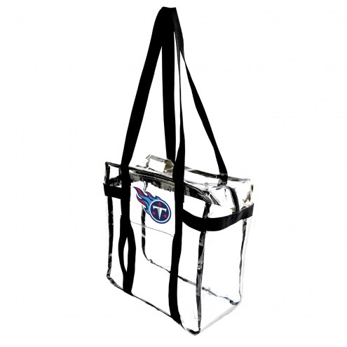 Tennessee Titans Clear Tote Along