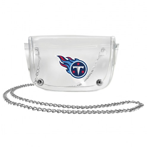 Tennessee Titans Clear Waistpack