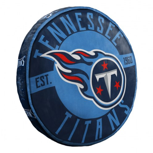 Tennessee Titans Cloud Travel Pillow
