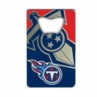 Tennessee Titans Credit Card Style Bottle Opener