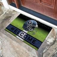 Tennessee Titans Crumb Rubber Door Mat