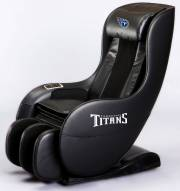 Tennessee Titans Deluxe Gaming Massage Chair