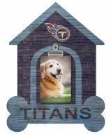 Tennessee Titans Dog Bone House Clip Frame