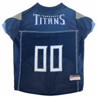 Tennessee Titans Dog Football Jersey