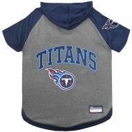 Tennessee Titans Dog Hoodie Tee
