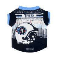 Tennessee Titans Dog Performance Tee