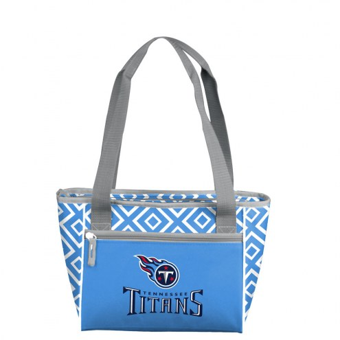Tennessee Titans Double Diamond Cooler Tote