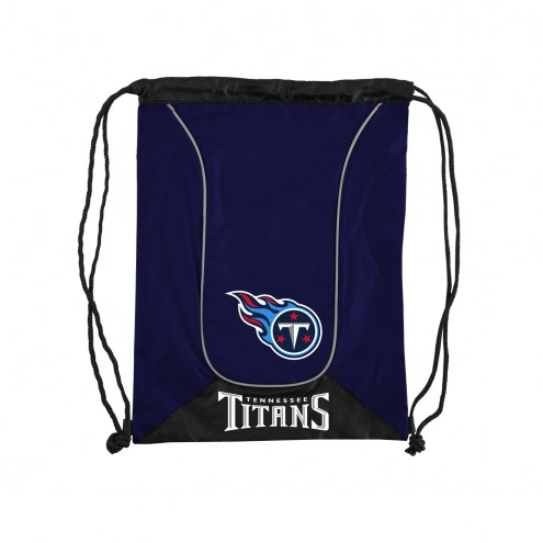 Tennessee Titans Doubleheader Drawstring Bag