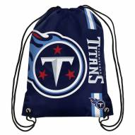 Tennessee Titans Drawstring Backpack