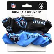 Tennessee Titans Dual Hair Scrunchie