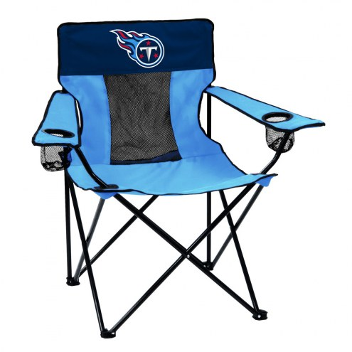 Tennessee Titans Elite Tailgating Chair