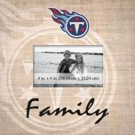 Tennessee Titans Family Picture Frame