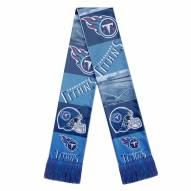 Tennessee Titans Printed Scarf