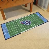 Tennessee Titans Football Field Runner Rug