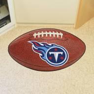 Tennessee Titans Football Floor Mat