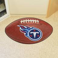 Tennessee Titans Football Floor Mat