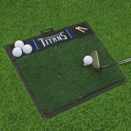 Tennessee Titans Golf Hitting Mat