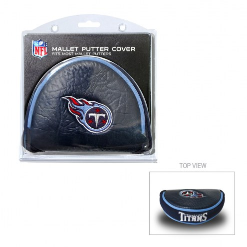 Tennessee Titans Golf Mallet Putter Cover