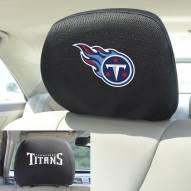 Tennessee Titans Headrest Covers