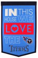 Tennessee Titans Home Banner