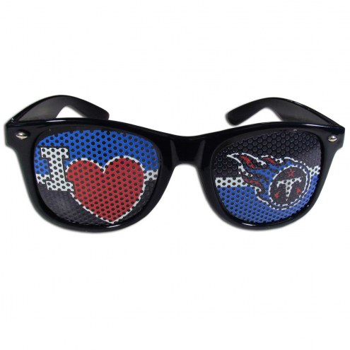 Tennessee Titans I Heart Game Day Shades