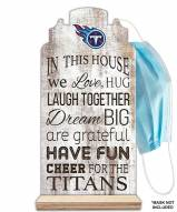 Tennessee Titans In This House Mask Holder