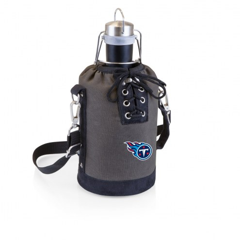 Tennessee Titans Insulated Growler Tote with 64 oz. Stainless Steel Growler