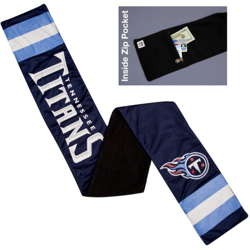 Tennessee Titans Jersey Scarf
