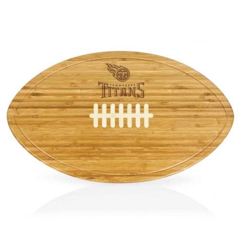 Tennessee Titans Kickoff Cutting Board