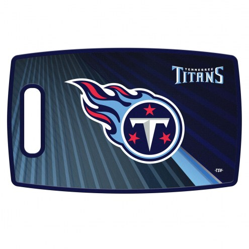 Tennessee Titans Large Cutting Board