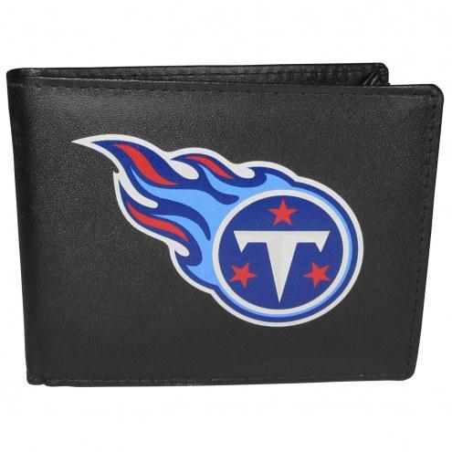 Tennessee Titans Large Logo Bi-fold Wallet