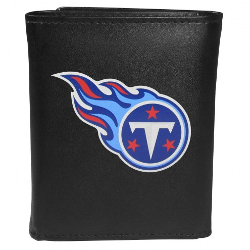 Tennessee Titans Large Logo Tri-fold Wallet