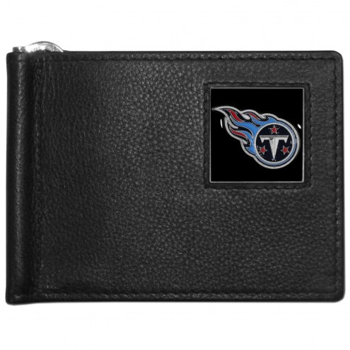 Tennessee Titans Leather Bill Clip Wallet