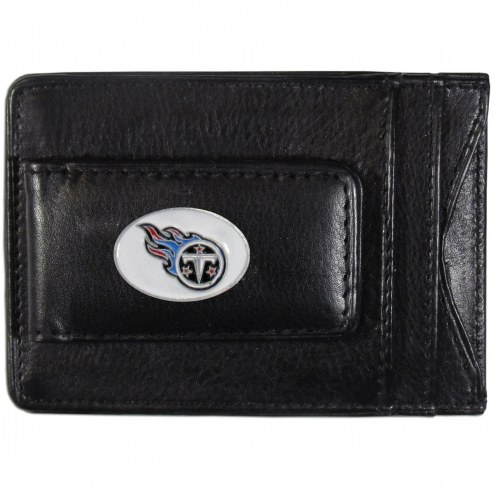 Tennessee Titans Leather Cash & Cardholder