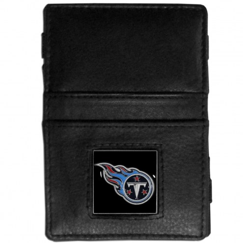 Tennessee Titans Leather Jacob's Ladder Wallet