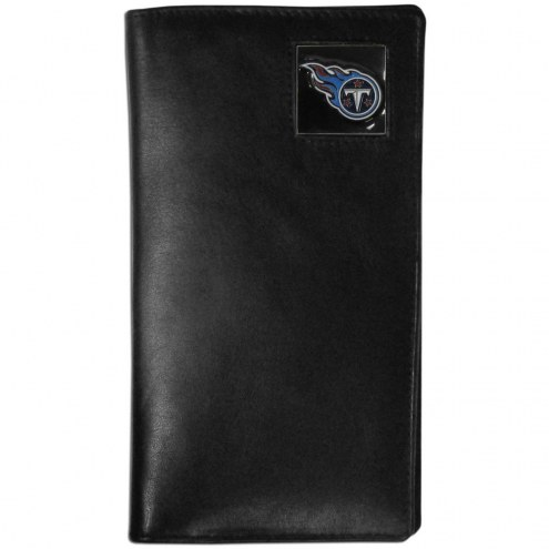 Tennessee Titans Leather Tall Wallet