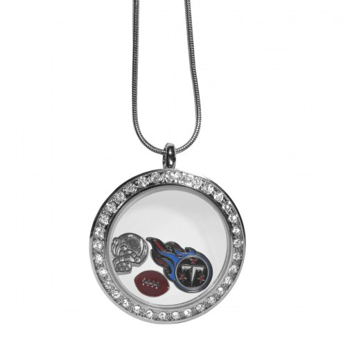 Tennessee Titans Locket Necklace