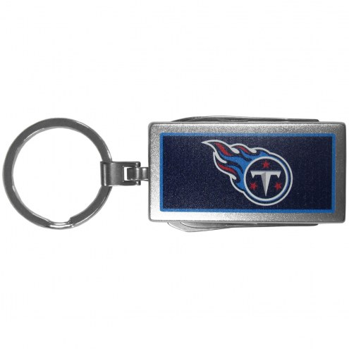 Tennessee Titans Logo Multi-tool Key Chain
