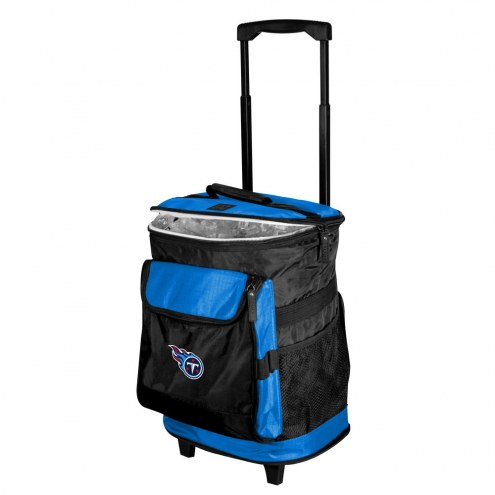 Tennessee Titans Rolling Cooler