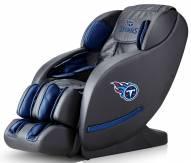 Tennessee Titans Luxury Zero Gravity Massage Chair