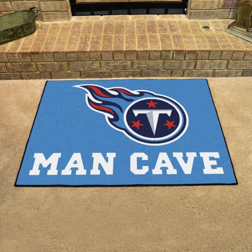 Tennessee Titans Man Cave All-Star Rug