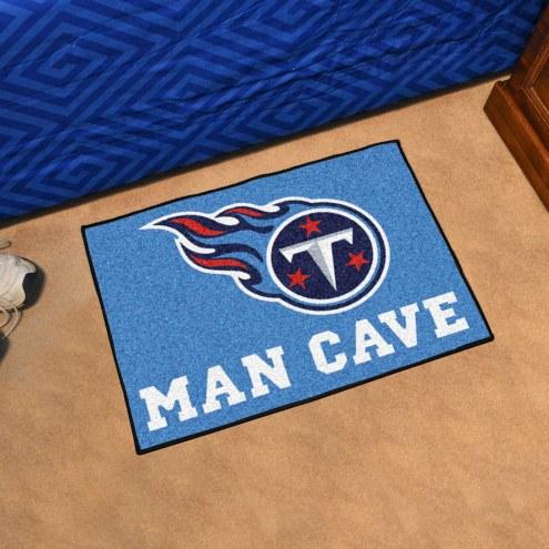 Tennessee Titans Man Cave Starter Mat